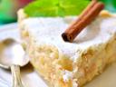 Канелен кейк с ябълки и орехи