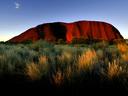 Ейърс рок – свещеното място на аборигените (галерия)