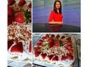 Торта с ягоди и маскарпоне от Живка Попатанасова