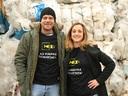 Юлиан Вергов и Магдалена Малеева избират планета без пластмаса