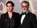 Синът на Пиърс Броснан дефилира на Седмица на модата в Лондон