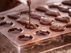 Шоколадови бонбони с портокал и макадамия