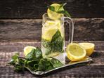 Свежа напитка намалява апетита и топи мазнини