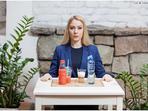 Деси Бакърджиева и Магдалена Малеева в кампания за ограничаване на пластмасата