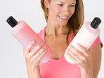 Как да използвате сух шампоан?