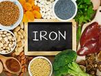 Много богати на желязо храни, важни за здравето