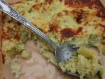 Зеленчукова запеканка с кашкавал на фурна