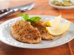 Хрупкаво пиле с пармезан по италиански