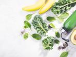 Зелени зеленчуци, подходящи за смути