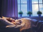 Защо децата трябва да спят винаги на тъмно?