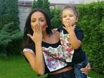 Дъщерята на Николета Лозанова става на 3 години