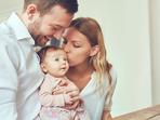 Защо целувките са важни за бебето?