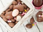 Знаете ли, че... най-голямото шоколадово яйце тежи колкото слон?
