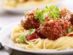 Спагети болонезе с говежда кайма