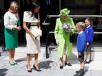 Как се промени стилът на Меган Маркъл след връзката й с принц Хари