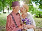 Съветите на баба и дядо за щастлив брак