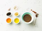 Дресинг за салата с балсамов оцет