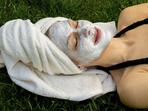 Предимствата на домашните маски
