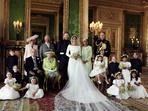 Вижте официалните сватбени портрети на принц Хари и Меган Маркъл