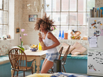 Кое му е хубавото на това да живееш сам?