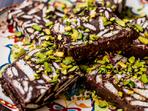 Лесна шоколадова торта с бишкоти