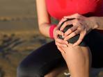 Облекчаване на болките в коленете