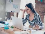 Как да се справите с главоболието, докато работите на компютър