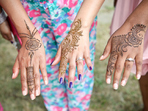 Мехнди – красиви рисунки с къна