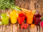Защо са важни цветовете на храната?
