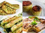 17 пролетни рецепти с вкусни тиквички