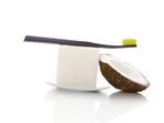 Кокосова паста за бели зъби и свеж дъх