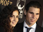 Рафаел Надал се ожени пред 350 гости