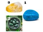 Изберете си камък и вижте каква промяна трябва да направите