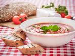 Доматена крем супа с броколи и картофи