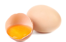 Подходящи заместители на яйцата
