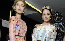 Направете си диадема в стил Dolce & Gabbana