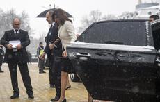 Какъв тоалет избра първата дама за клетвата на президента Румен Радев