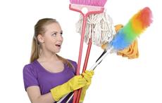Изненадващи здравословни ползи от домакинството