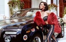 Галена избра тоалети на световноизвестен моден бранд за последния си клип