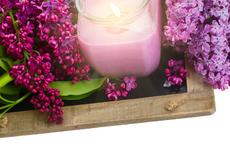 Ароматни свещи срещу комари