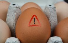 Лесен трик за разпознаване на развалено яйце