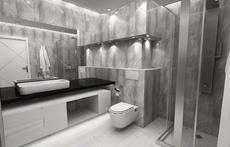 3D проект за баня или как да изберете перфектния стил