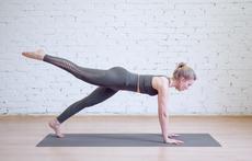 Колко калории се изгарят при упражнението планк?