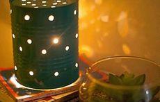 Направи си сам: Интересна нощна лампа