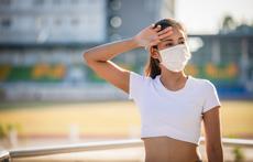 4 прости съвета за носене на маска в горещината
