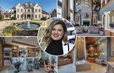 Вижте дома на Кели Кларксън, който се продава