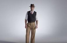 Вдъхновение на седмицата: Мъжката мода през последните 100 години (видео)