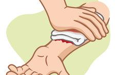 Как да спрете кървенето на рани?