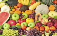 Яжте цветни храни за отлично здраве