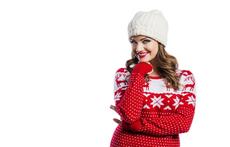 Забавни идеи за коледни пуловери
